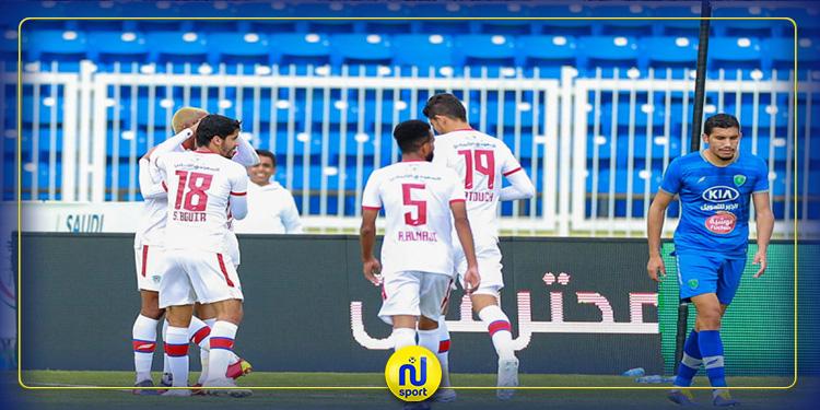 الدوري السعودي: سعد بقير هداف مع نادي أبها
