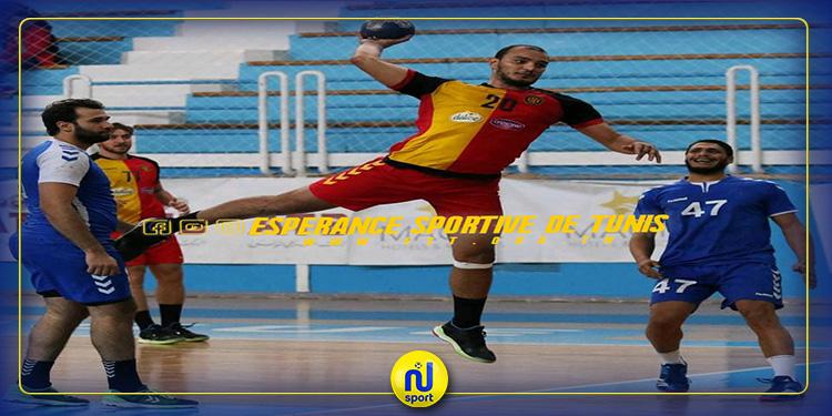 كرة اليد: الترجي الرياضي يفوز على النجم الرادسي