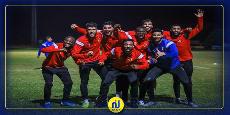 دوري أبطال إفريقيا: التشكيلة الأساسية للأهلي المصري في مواجهة النجم الساحلي