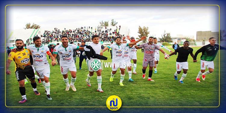 شبيبة القيروان: قائمة اللاعبين المدعوين لمواجهة اتحاد تطاوين