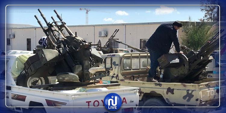 Libye: reprise des affrontements armés à Tripoli