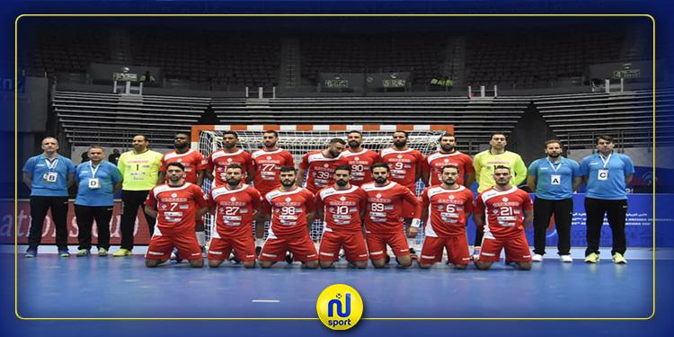 كرة اليد: المنتخب التونسي يواجه اليوم المنتخب الكامروني