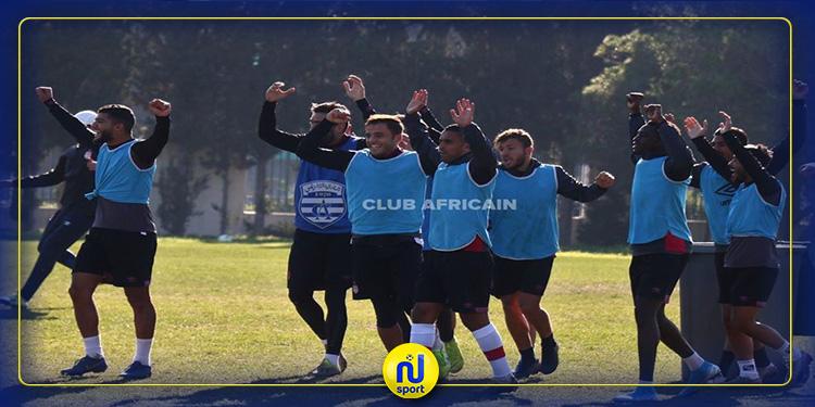 الرابطة الأولى: النادي الإفريقي يواصل تحضيراته لمواجهة النجم الساحلي