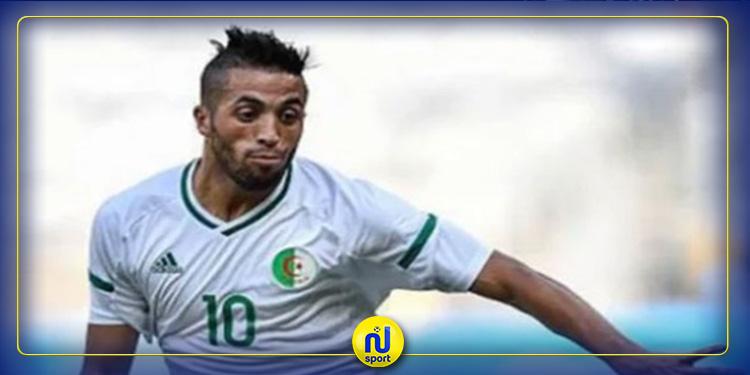 الجزائري عبد الرحمان مزيان يعزز صفوف الترجي الرياضي