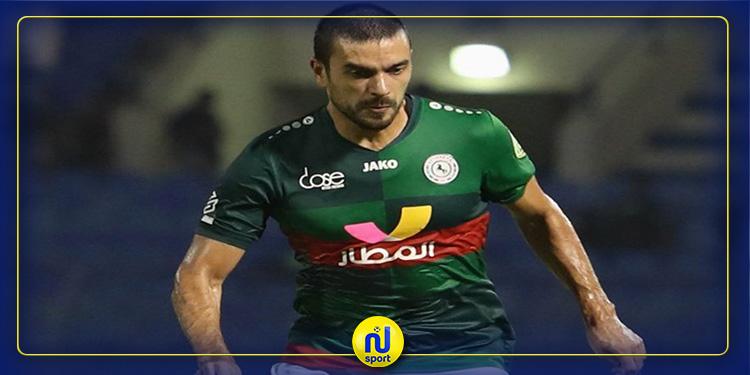 بادرة ممتازة: أسامة الحدادي يتنازل عن مستحقاته لإنعاش خزينة النادي الإفريقي