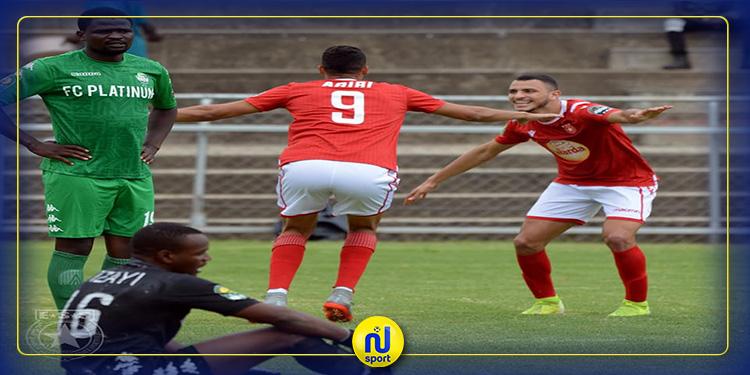 دوري أبطال إفريقيا: النجم الساحلي يستضيف بلاتينيوم بملعب رادس