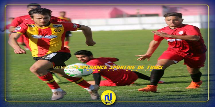 قبل السفر إلى الجزائر: الترجي الرياضي يتعادل وديا أمام مستقبل سكرة
