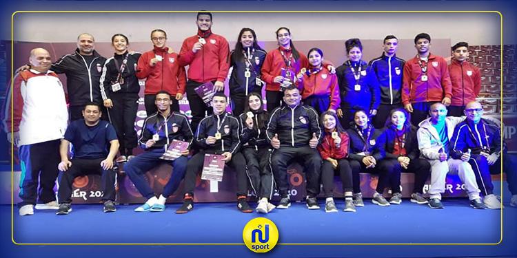 بطولة إفريقيا للمصارعة: المنتخب التونسي يحرز 14 ميدالية ضمن منافسات اليوم الثالث