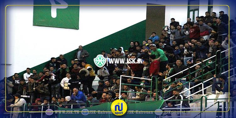 شبيبة القيروان: الترفيع في عدد الجماهير بمناسبة لقاء الجولة الختامية أمام النادي الإفريقي