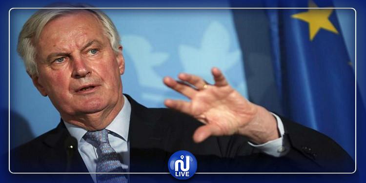 'فيروس كورونا' يضرب كبير المفاوضين في الاتحاد الأوروبي
