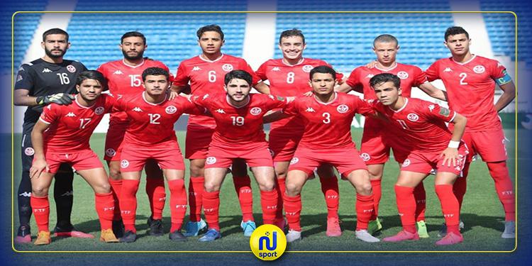 نصف نهائي كأس العرب للأواسط: التشكيلة الأساسية للمنتخب التونسي أمام المنتخب المغربي