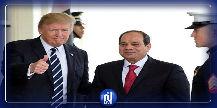 الولايات المتحدة تتلقى مساعدات طبية من مصر لمواجهة كورونا