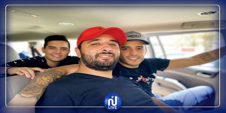غازي العيادي وبلال السعيداني يعودان اليوم إلى تونس
