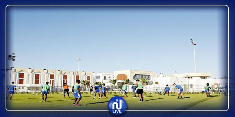 النادي الصفاقسي: 26 لاعبا في تربص سوسة..واليوم ودّ أمام النجم
