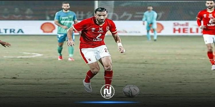 علي معلول ينافس نجم تشلسي على جائزة أفضل لاعب مغاربي
