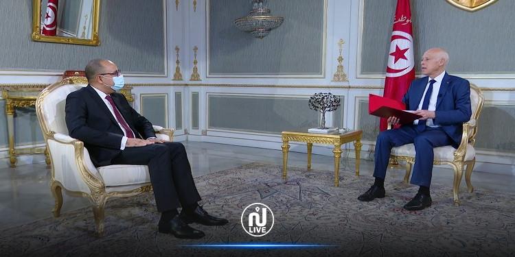 رئيس الحكومة: أي محاولة استهداف لرئيس الجمهورية يمثل استهدافا لتونس وشعبها