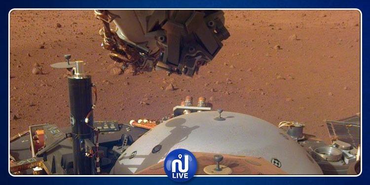 Une première: La NASA diffuse le bruit du vent sur Mars (Vidéo)