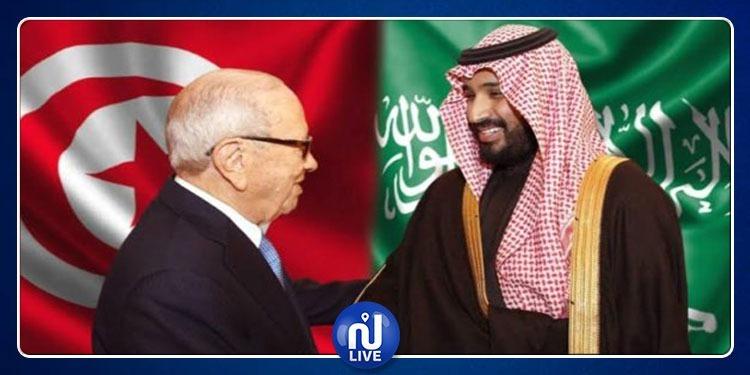 علاقات متينة وتاريخية بين تونس والسعودية (صور)