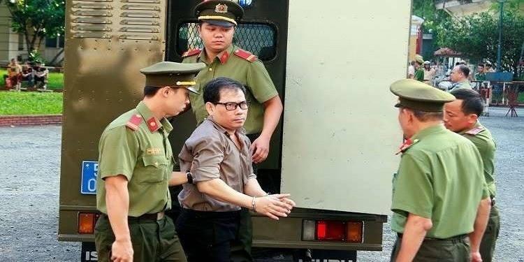 Vietnam: Deux Américains condamnés pour terrorisme