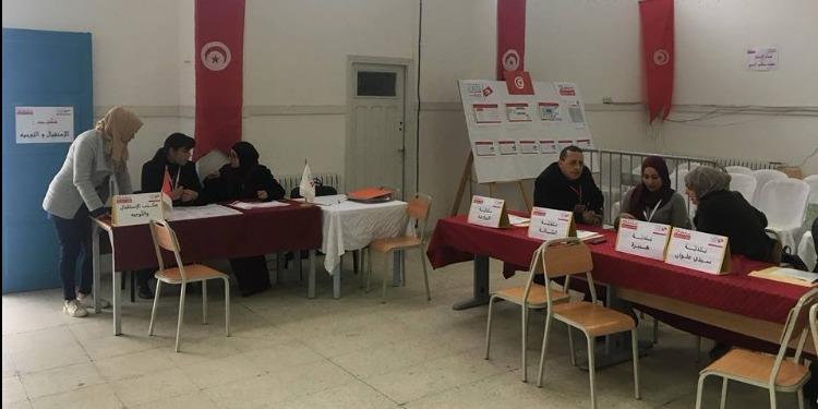 المهدية: قبول 23 قائمة انتخابية أغلبها لحركة النهضة