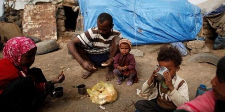مليون مصاب بالكوليرا في اليمن  (صور)