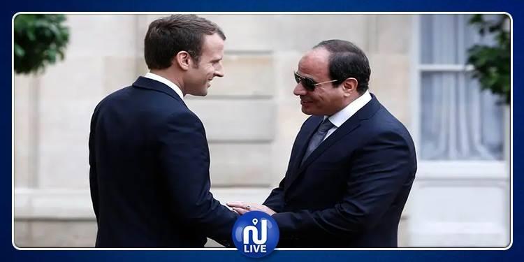 صفقات تاريخية بمليار دولار بين فرنسا ومصر خلال زيارة ماكرون للقاهرة