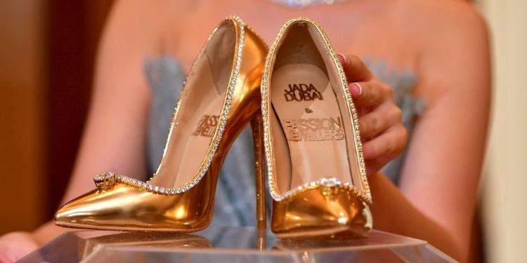 Dubaï: une paire de chaussures à 17 millions de dollars …