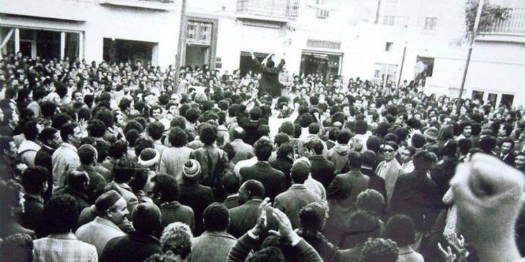 اليوم ذكرى 'الخميس الأسود' 26 جانفي 1978
