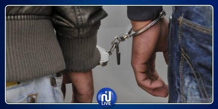 سوسة: القبض على 4 شبان نفّذوا براكاج لتلميذين