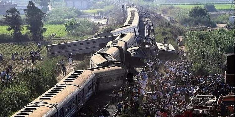 مصر: وفاة مستشار وزير النقل إثر مشاهدته ضحايا حادث تصادم قطاري الإسكندرية