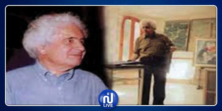 وفاة الفنان التشكيلي الهادي التركي