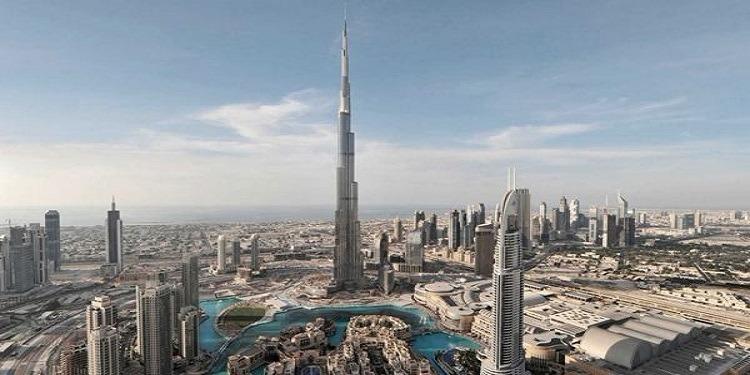 مدينة دبي إختفت صباح اليوم (فيديو)