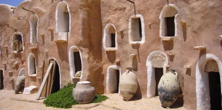 تطاوين:المهرجان الدولي للقصور الصحراوية من 24 إلى 27 مارس 2016