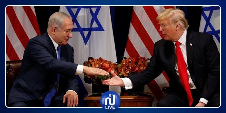 غدا.. توقيع الاعتراف الأمريكي بسيادة إسرائيل على الجولان