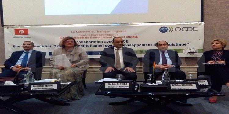 أنيس غديرة: تونس تراجعت من المرتبة 61 إلى 110 حسب مؤشر النجاعة اللوجستية للبنك الدولي