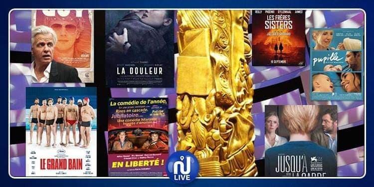 César 2019 : Liste des nominations