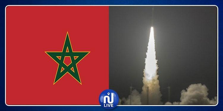 Après le TGV, le Maroc lance le 2e satellite ''Mohammed VI-B''