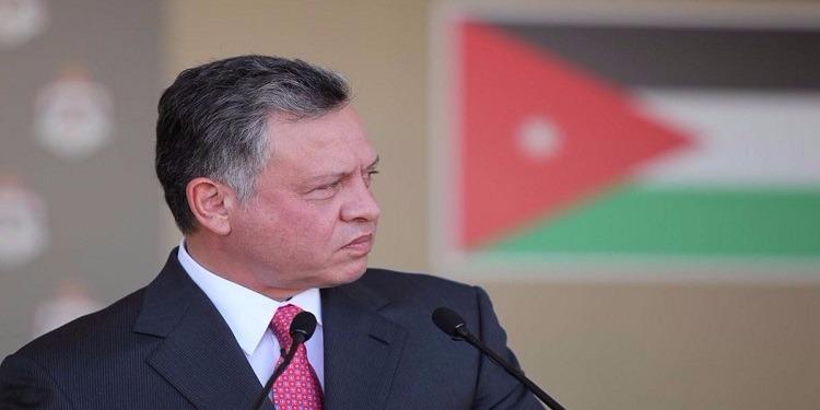 الملك الأردني : ''لن أفرط بحق ابني''