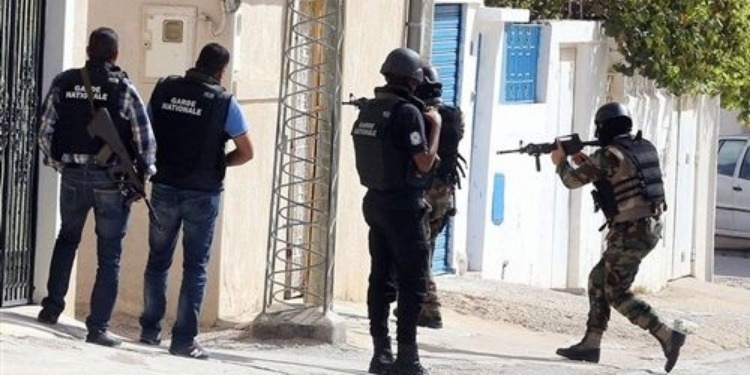 La cellule terroriste planifiait d'attaquer des locaux de missions diplomatiques