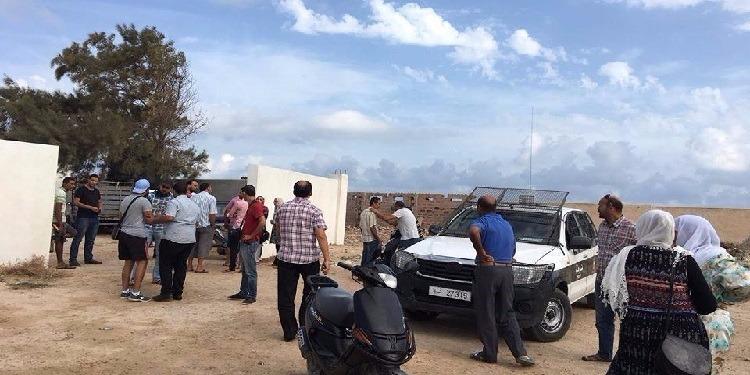 جربة: الأهالي يطالبون بغلق المسلخ البلدي (صور)