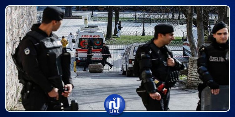 اقتحام البرلمان التركي ومحاولة احتجاز رهائن
