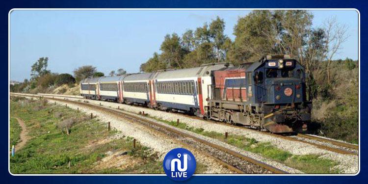 استئناف حركة سير قطارات نقل المسافرين على الخط 13