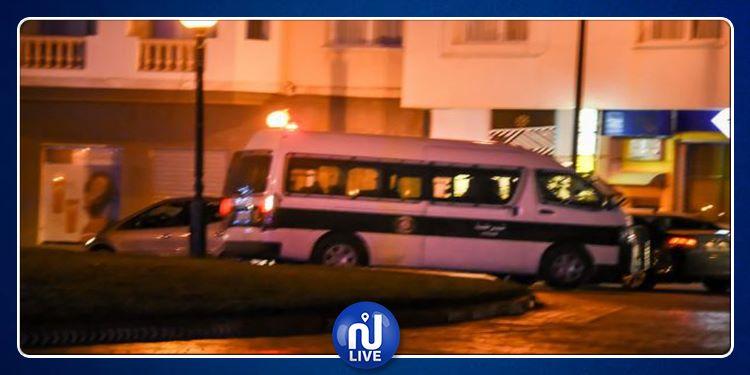صفاقس: إيقاف 15 شخصا في حملة أمنية ليلية