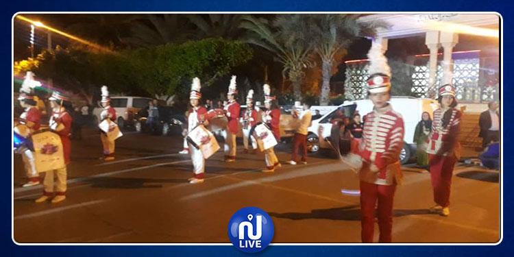 سيدي بوزيد: انطلاق فعاليات مهرجان ليالي المدينة