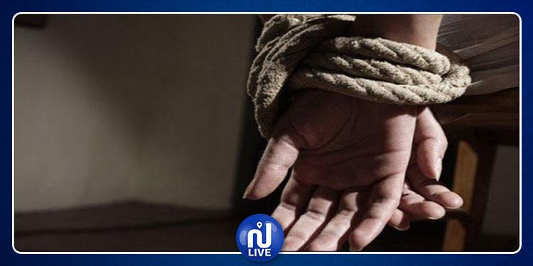 المهدية: امرأة تحتجز زوجها في اسطبل بمساعدة ابنها لإجباره علىبيع أملاكه!
