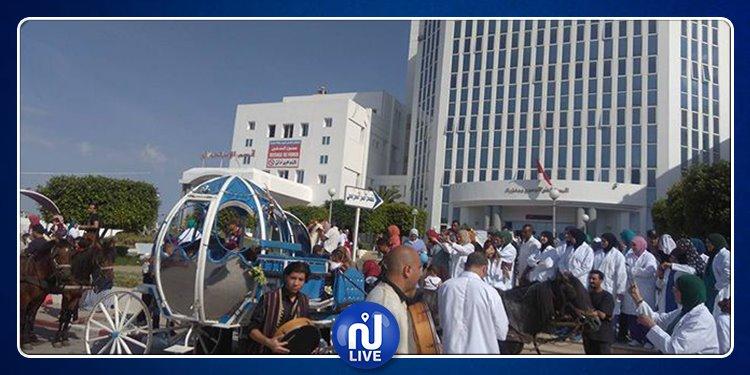 بنزرت: ختان جماعي لـ 45 طفلا بالمستشفى الجامعي الحبيب بوقطفة