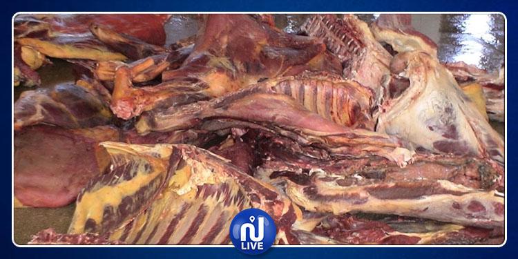 القيروان: حجز100 كلغ من اللحوم الفاسدة تبعث منها روائح كريهة