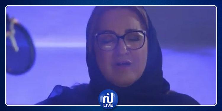 عودة عزيزة جلال إلى الأضواء بعد 34 عاماً من الإعتزال! (فيديو)