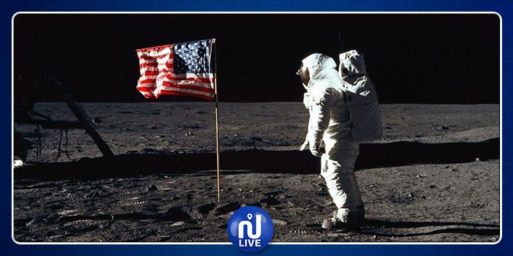 امرأة تهبط على القمر في 2024