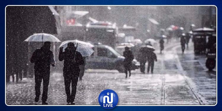 الرصد الجوي: أمطار رعدية متوقعة بالشمال والنشاط البحري ممنوع